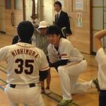 ジャイアンツ西村選手と大田選手